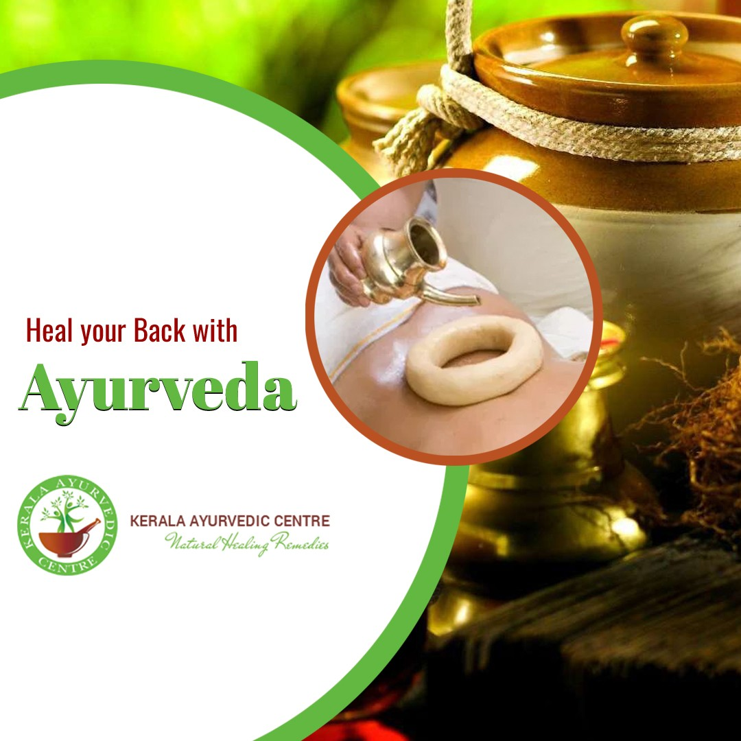 Heal your Back with Ayurveda