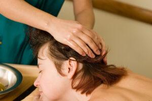Benefits of Ayurvedic Head Massage